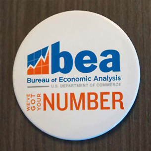 Photo of BEA logo.
