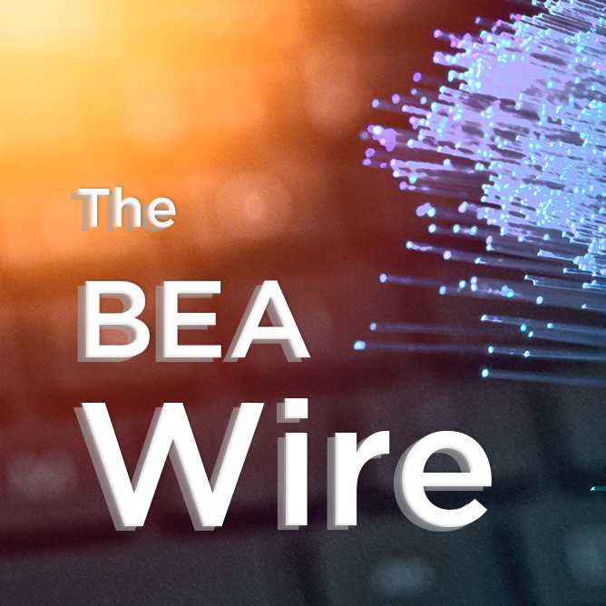 BEA Wire icon.